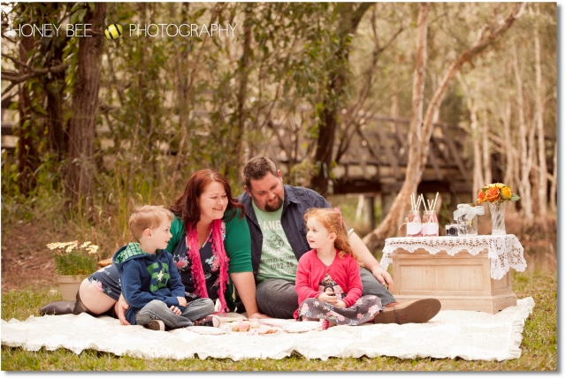 Brisbane Family | Children | Maternity | Newborn Photography | Fun Family Picnic
