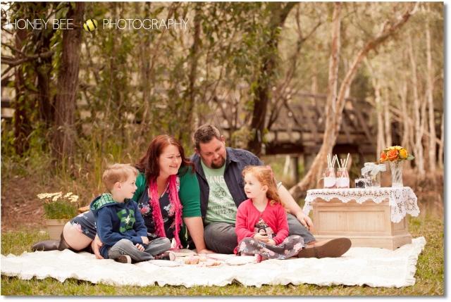 Brisbane Family | Children | Maternity | Newborn Photography | Fun Family Picnic