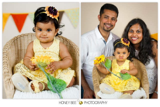Brisbane Family | Children | Newborn | Maternity | Wedding Photography | Cake Smash | Yellow | Sunflowers | Yummy Fun | Lace romper
