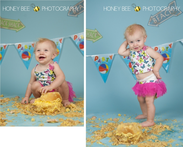 Brisbane Family | Children | Newborn | Maternity Photography | Babies | Cute | Props | Cake smash | Turning 1 | Custom cake | Beach | Sandcastle