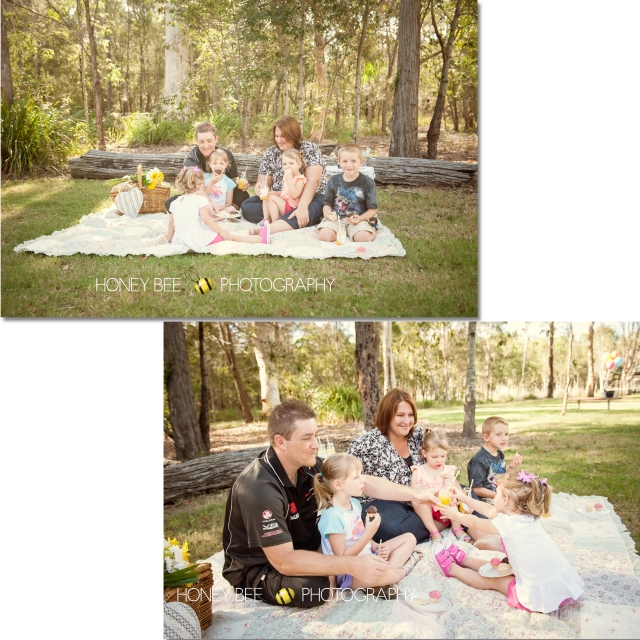 Brisbane Family | Children | Newborn | Maternity | Wedding Photography | Picnic | Basket | Rug | Twins
