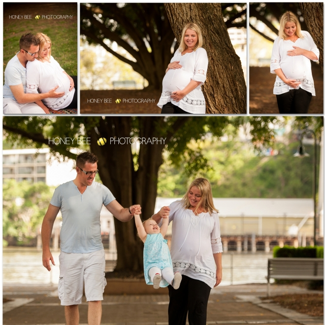 Brisbane Family | Children | Newborn | Maternity | Wedding Photography | Teddy Bear | Blue Dress | Pregnant | On Location