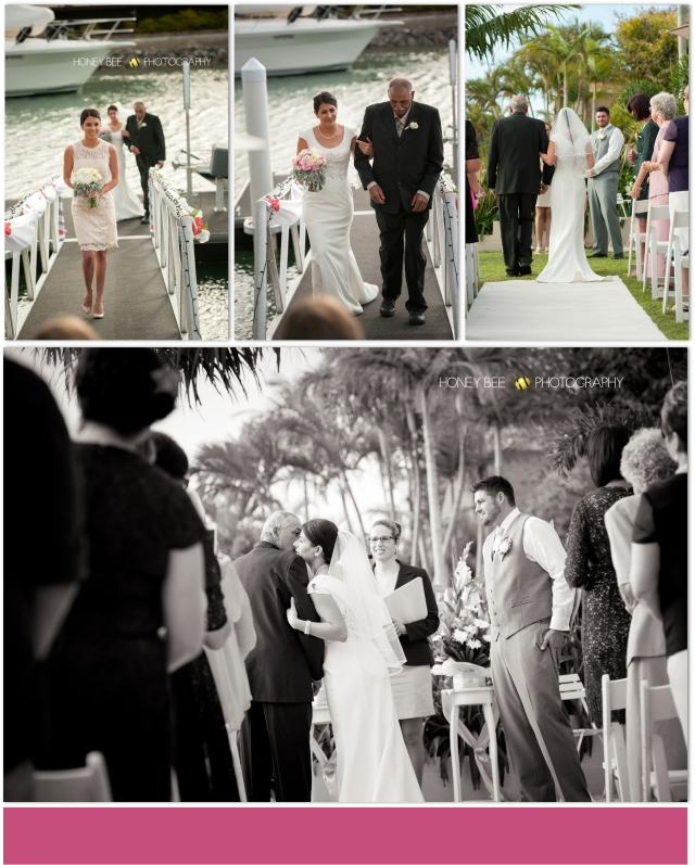 Brisbane Wedding photographer, ceremony, celebrant