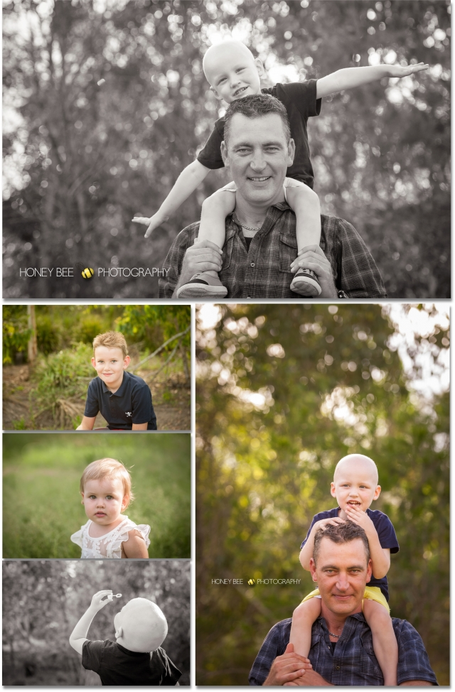 Brisbane Family Photographer, golden hour, grass, greenery, colour