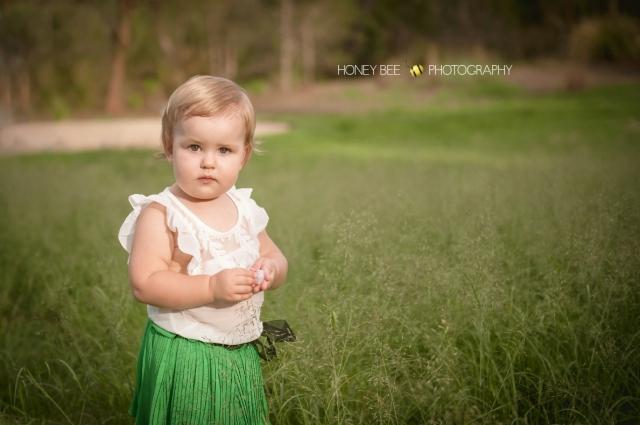 Brisbane Family Photographer, Brisbane Childrens Photographer, grass, park,  golden hour