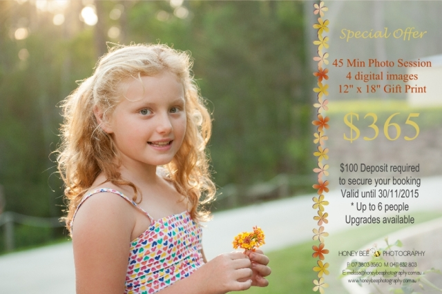 Brisbane Wedding, Maternity, Newborn, Children & Family Photography, Special Offer, Portraits
